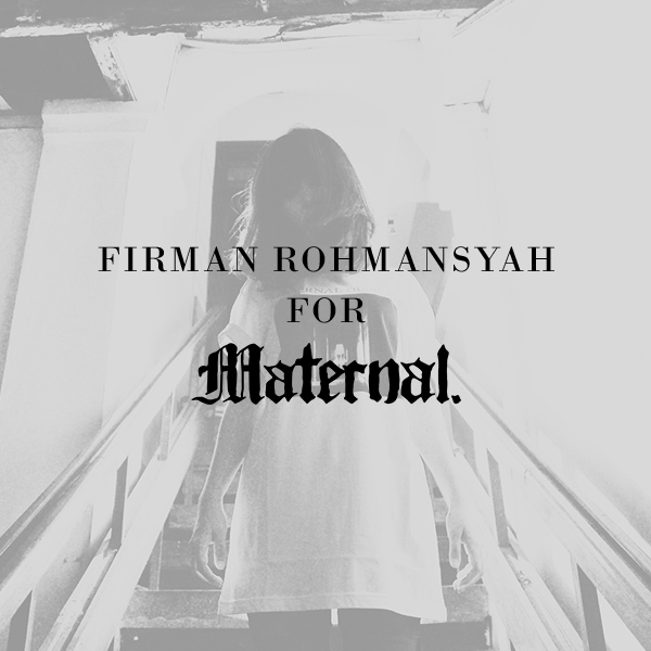 FIRMAN ROHMANSYAH FOR MATERNAL