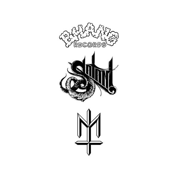Maternal Disaster x Satan! x Bhang Records