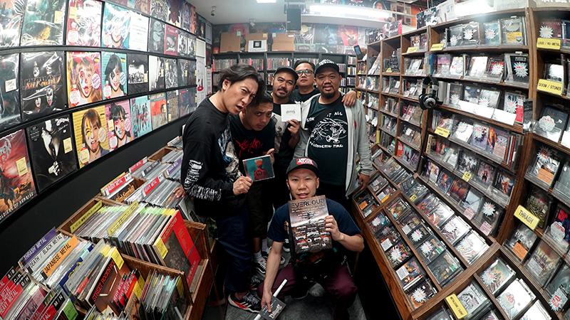 Taring, Ono & Tomoki Kandarivas