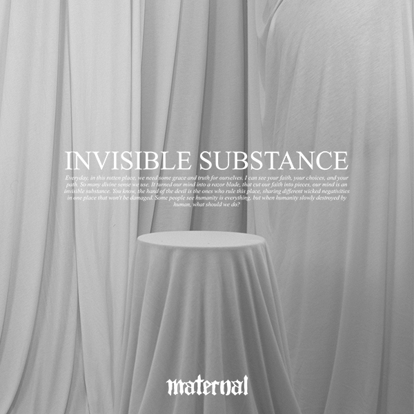 INVISIBLE SUBSTANCE